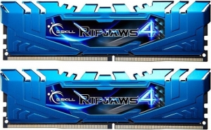 G.Skill RipJaws 4 DIMM Kit 16GB F4-3000C15D-16GRBB
