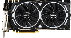 MSI GeForce GTX 1070 Armor 8G OC V330-003R