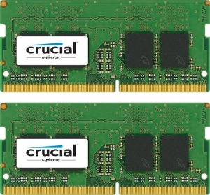 Crucial SO-DIMM Kit 8GB CT2K4G4SFS824A