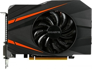 Gigabyte GeForce GTX 1060 6GB Mini ITX OC 6G GV-N1060IXOC-6GD