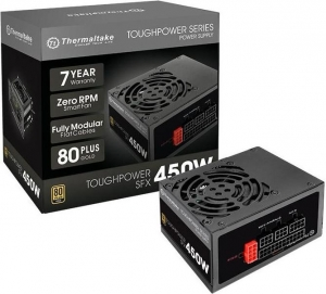 Thermaltake ToughPower SFX Gold 450W SFX12V PS-STP-0450FPCGEU-G
