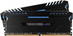 Corsair Vengeance LED DIMM Kit 16GB CMU16GX4M2C3200C16B