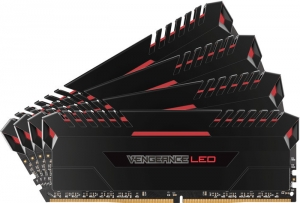 Corsair Vengeance LED DIMM Kit 64GB CMU64GX4M4A2666C16R