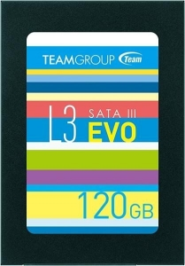 TeamGroup L3 EVO 120GB T253LE120GTC101
