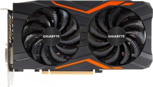 Gigabyte GeForce GTX 1050 Ti G1 Gaming 4G GV-N105TG1 GAMING-4GD