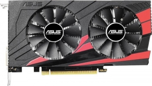 ASUS Expedition GeForce GTX 1050 Ti OC EX-GTX1050TI-O4G 90YV0A54-M0NA00