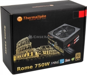 Thermaltake European Gold Rome 750W W0494RE