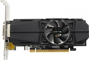 Gigabyte GeForce GTX 1050 OC Low Profile 2G GV-N1050OC-2GL