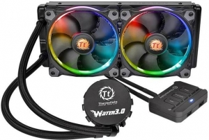 Thermaltake Water 3.0 Riing RGB 240 CL-W107-PL12SW-A