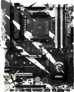 MSI X370 Krait Gaming 7A33-001R