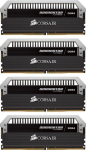Corsair Dominator Platinum DIMM Kit 32GB CMD32GX4M4E4000C19