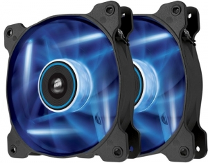 Corsair Air Series AF120 LED Blue Quiet Edition CO-9050016-BLED