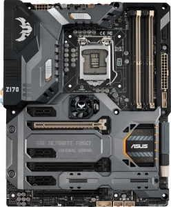 ASUS TUF Sabertooth Z170 Mark 1 90MB0MG0-M0EAY0