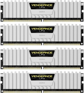 Corsair Vengeance LPX DIMM Kit 64GB CMK64GX4M4A2666C16W
