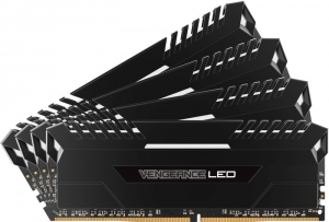 Corsair Vengeance LED DIMM Kit 64GB CMU64GX4M4A2666C16