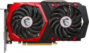 MSI GeForce GTX 1050 Ti Gaming X 4G V335-001R