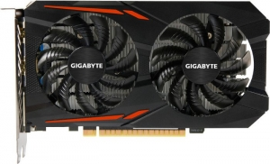 Gigabyte GeForce GTX 1050 Ti OC 4G GV-N105TOC-4GD
