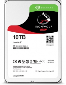 Seagate IronWolf NAS HDD 10TB ST10000VN0004