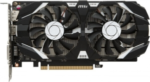 MSI GeForce GTX 1050 Ti 4GT OC V809-2277R