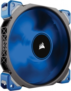 Corsair ML Series ML140 PRO LED Blue Premium Magnetic Levitation Fan CO-9050048-WW