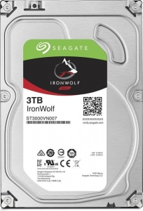 Seagate IronWolf NAS HDD 3TB ST3000VN007