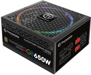 Thermaltake ToughPower Grand RGB Gold 650W PS-TPG-0650FPCGEU-R