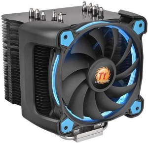 Thermaltake Riing Silent 12 Pro Blue CL-P021-CA12BU-A