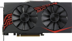 ASUS Expedition Radeon RX 570 EX-RX570-4G 90YV0AI1-M0NA00
