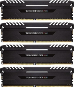 Corsair Vengeance RGB DIMM Kit 64GB CMR64GX4M4A2666C16
