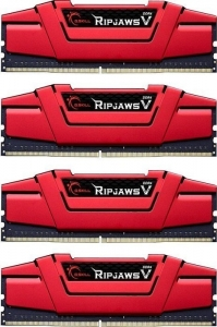 G.Skill RipJaws V DIMM Kit 64GB F4-2666C15Q-64GVR