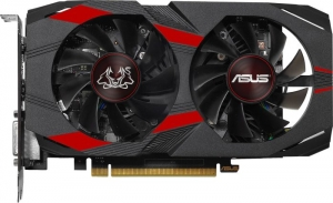 ASUS Cerberus GeForce GTX 1050 Ti Advanced Edition CERBERUS-GTX1050TI-A4G 90YV0A75-M0NA00