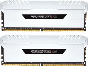 Corsair Vengeance RGB DIMM Kit 16GB CMR16GX4M2D3000C16W
