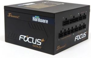 Seasonic Focus Plus Gold PCGH-Edition 550W SSR-550FX-PCGH