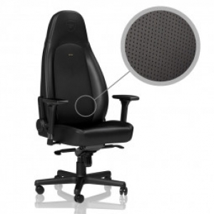 noblechairs Icon Nappa NBL-ICN-NL-BLA