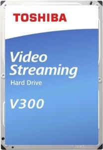 Toshiba V300 Video Streaming 2TB HDWU120UZSVA
