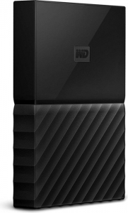 Western Digital My Passport Portable 2TB WDBS4B0020BBK