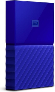 Western Digital My Passport Portable 2TB WDBS4B0020BBL