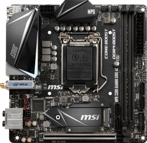MSI MPG Z390I Gaming Edge AC 7C04-001R