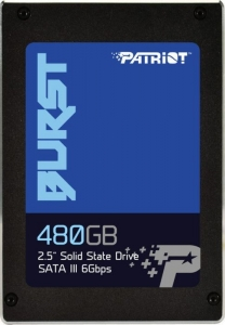 Patriot Burst 480GB PBU480GS25SSDR
