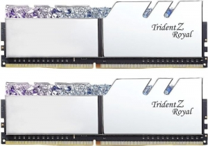 G.Skill Trident Z Royal DIMM Kit 16GB F4-3200C14D-16GTRS