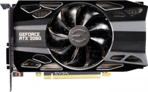 EVGA GeForce RTX 2060 XC Black 06G-P4-2061-KR