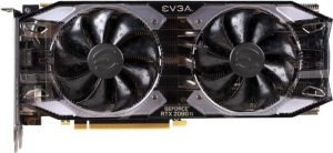 EVGA GeForce RTX 2080 Ti XC Black Edition Gaming 11G-P4-2282-KR