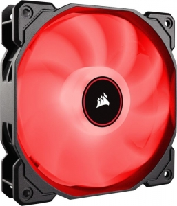 Corsair Air Series LED Red AF140 [2018] CO-9050086-WW