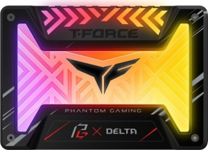 TeamGroup T-Force Delta Phantom Gaming RGB SSD 250GB T253PG250G3C313