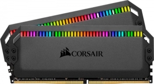 Corsair Dominator Platinum RGB DIMM Kit 32GB CMT32GX4M2C3000C15