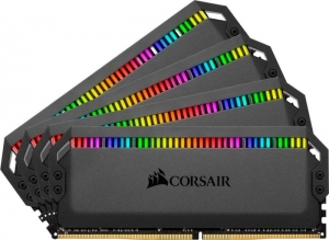 Corsair Dominator Platinum RGB DIMM Kit 32GB CMT32GX4M4Z3200C16