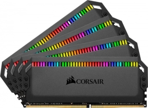 Corsair Dominator Platinum RGB DIMM Kit 32GB CMT32GX4M4C3200C16