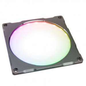 Phanteks Halos Lux Digital RGB LED 140mm Frame Aluminum Gray PH-FF140DRGBA_AG01