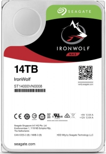 Seagate IronWolf NAS 14TB ST14000VN0008