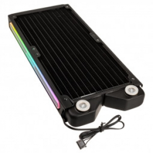 Raijintek Teos RGB-LED Copper Radiator 240mm 0R40A00061